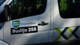 Maak ook gebruik van de Berg en Bosch buslijn 258