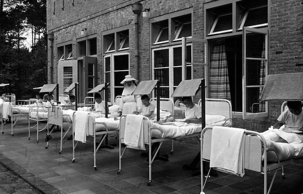 Sanatorium Berg en Bosch